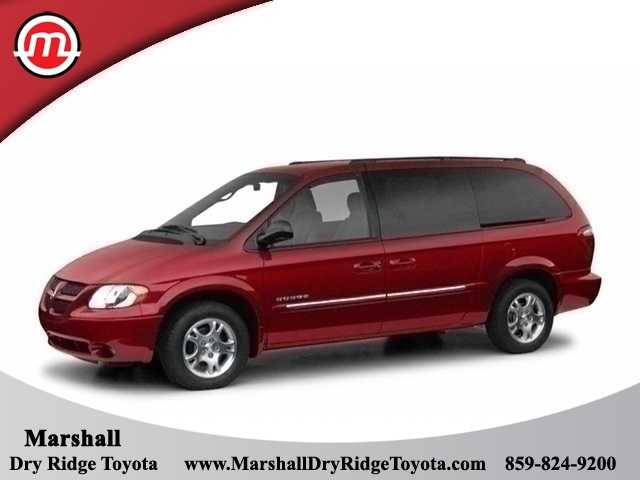 Pre-Owned 2001 Dodge Grand Caravan Sport