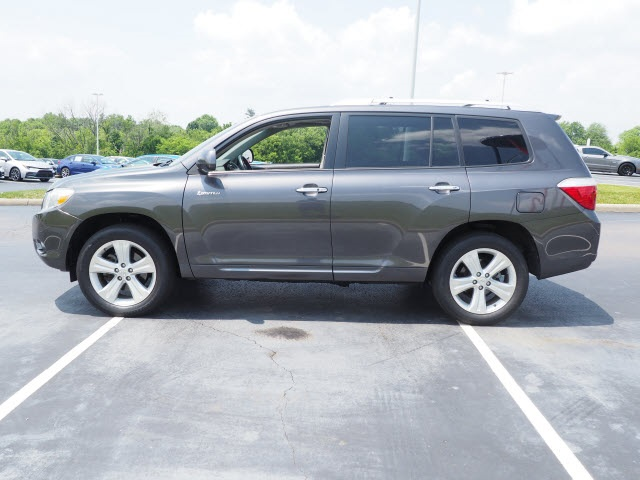 Pre-Owned 2008 Toyota Highlander Limited
