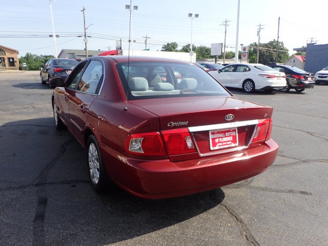 Pre-Owned 2006 Kia Optima LX