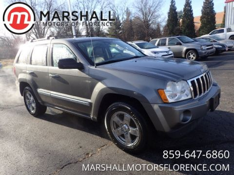 Pre-Owned 2007 Jeep Grand Cherokee Limited
