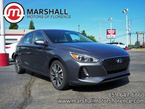 Pre-Owned 2019 Hyundai Elantra GT Base